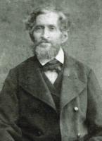 Brittings Großvater Josef Peither