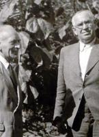 Georg Jung und Georg Britting
