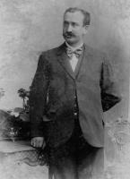 Brittings Vater Georg Albrecht